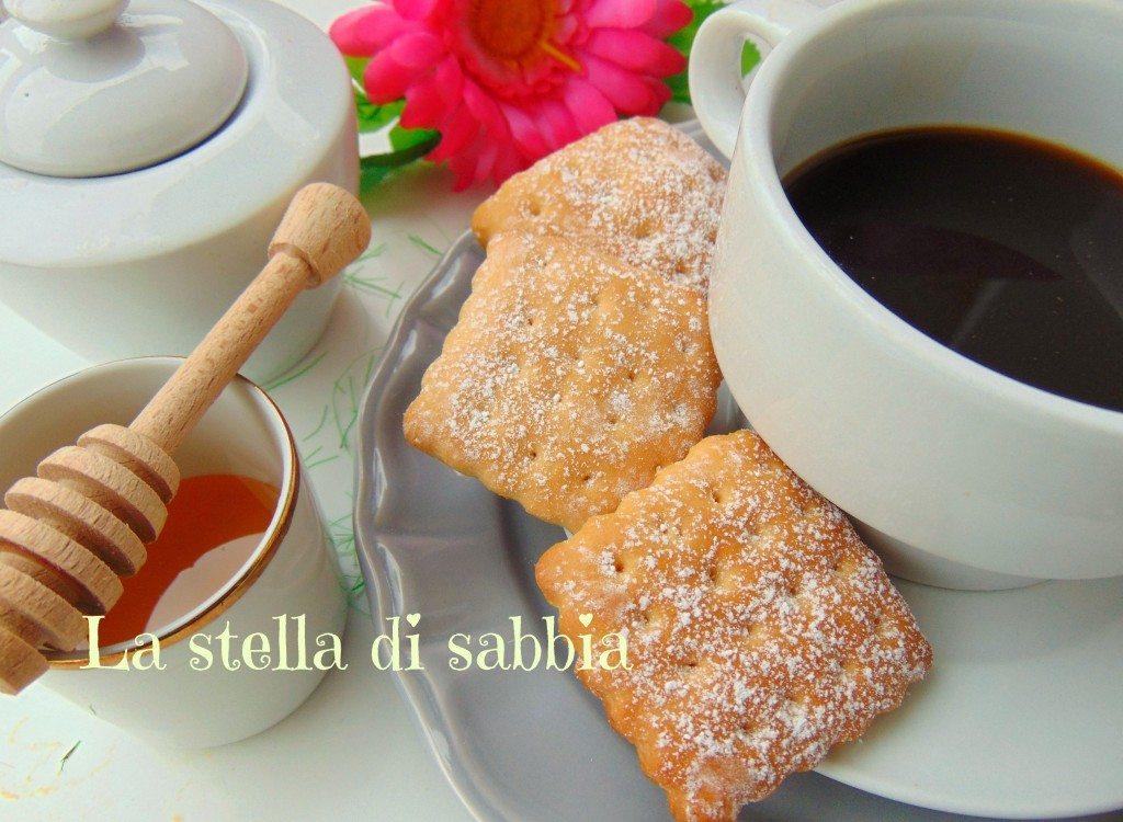 biscotti latte e miele